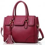 กระเป๋าแฟชั่น Axixi รหัสสินค้า AX32 สี แดง