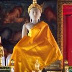 พระพุทธรูปปางสมาธิ หินอ่อน