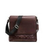 กระเป๋าผู้ชาย COACH SULLIVAN SMALL MESSENGER SIGNATURE LEATHER F72110