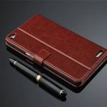 Wallet models leather Case For Huawei MediaPad X2