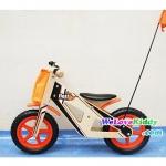 รถจักรยานเด็กเล่นทรงตัว 2 ล้อ รุ่น รถแข่ง : แบบไม้ PN001