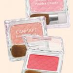 Canmake - Powder Cheeks #No.PW23 Peach Pink