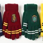 ถุงมือแฮร์รี่ พอตเตอร์ - Harry Potter Gloves (4 สี 4 บ้าน)