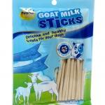 ขบเคี้ยวสำหรับสุนัขGoat Milk Sticks (พิเศษ !!!! ซื้อ 12 ชิ้นในราคา 450 บาท)