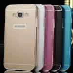 ฺ๊Ultra Aluminum Bumper Frame for Samsung A7