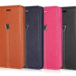 Luxury XUNDD Real Leather Case For Samsung Galaxy S6 edge