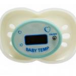 เครื่องวัดอุณหภูมิเด็กดิจิตอลแบบจุกหลอก Kangaroo baby