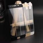 - กระจกนิรภัย For Vivo V5 Plus ขอบสีเต็มจอ