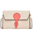 กระเป๋าแฟชั่น Maomaobag รหัสสินค้า MA13 สี ครีม