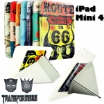 เคส iPad Mini 4 รุ่น Transformer Series ลายการ์ตูน