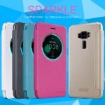 เคส Asus Zenfone3 5.5 นิ้ว (ZE552KL) Sparkle Leather Case NILLKIN แท้ !!