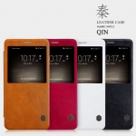 NILLKIN Qin Leather View Flip Wallet Case Cover For Huawei Mate 9