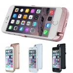 Thin 10000mAh Power Bank Charger External Battery Backup Case Cover For iPhone 6 / 6s