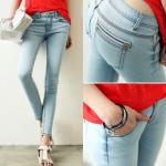 กางเกงยีนส์ผู้หญิงสวยๆ