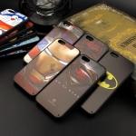 - เคสครอบหลัง สกรีน 3D ลายการ์ตูน iPhone 5/ 5s /5se