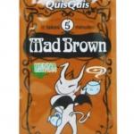 **พร้อมส่ง**Quis Quis - Moist Extract Devil's Trick Treatment Hair Color #Mad Brown สีน้ำตาล ทรีตเม้นท์เปลี่ยนสีผมชั่วคราวภายใน 5นาที อยู่ได้ 7 วัน ผมไม่เสีย