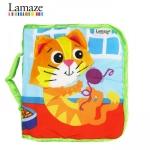 หนังสือผ้า Lamaze Mittens The Kitten Cloth Book