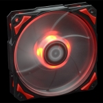 พัดลมID-Cooling PL-12025 สีแดง