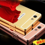 - Aluminum Bumper Frame For Oppo Joy 5 รุ่น High Luxury