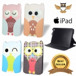 เคส Apple iPad Air 2 รุ่น Owl series