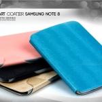 Case Blox Series For Samsung Galaxy Note 8 N5100 สีครีมทอง