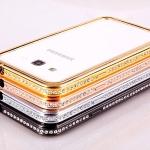 Diamon Aluminium Bumper For Samsung Galaxy Grand Prime G530