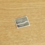 Sticker logo intel Xeon