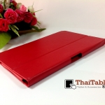 Case for Samsung ATIV Tab 5 สีแดง