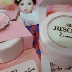 **หมด** Bisous Bisous Summer Circus Loose Powder With Tourmaline 3g ขนาดทดลอง #No.1 สีขาว