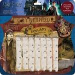 ปฎิทินติดผนัง Harry Potter เดือน ก.ย. 2016 - ธ.ค. 2017 - Harry Potter Calendar