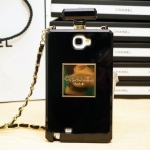 case Note2 เคส Samsung Galaxy Note3 ขวดน้ำหอมสุดหรู TPU