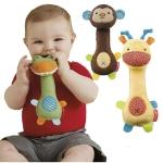ตุ๊กตาบีบมือ เขย่ามีเสียง เสริมพัฒนาการ Skip*Hop Rod Rattle Baby Toys