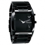นาฬิกา Nixon Banks Watch - Men's All Black, One Size