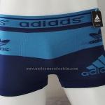 กางเกงในชาย ADIDAS Boxer Briefs : ทูโทน ฟ้า-น้ำเงิน