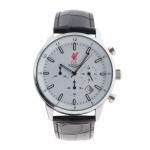 นาฬิกาลิเวอร์พูลของแท้ Liverpool FC Stainless Steel Chronograph Watch