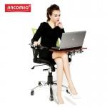 - JIMCOMSO อุปกรณ์อัจฉริยะ เปลี่ยนเก้าอี้ เป็นโต๊ะวาง NoteBook เคลือนที่ (ไม่รวมเก้าอี้)
