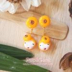 Pupa gang Thai dessert : Sanejan (เสน่ห์จันทร์)