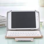 เคสแท็บเล็ตคีย์บอร์ด บลูทูธ ไร้สาย universal ใส่กับ Samsung Galaxy Tab A 8 นิ้ว