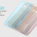 Nillkin Nature Slim Clear TPU Case Cover for Samsung Galaxy S6 Edge