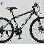 จักรยานเสือภูเขาอลูมิเนียม TIGER ROCKY size 16 เกียร์ 21 สปีด