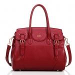 กระเป๋าแฟชั่น Axixi รหัสสินค้า AX05 สี แดง