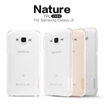 Nillkin Nature Slim Clear TPU Case Cover for Samsung Galaxy J5