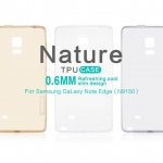 Nillkin Nature Slim Clear TPU Case Cover for Samsung Galaxy Note Edge G9150