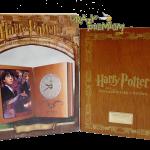 นาฬิกาไม้ตั้งโต๊ะแฮร์รี่ พอตเตอร์ limited edition