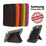 เคส Samsung Galaxy Note 8 รุ่น W Shape Smart Cover