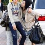 [ ลดราคา ] - กระเป๋าแฟชั่น นำเข้าสไตล์เกาหลี สีดำ ดีไซน์เก๋ไม่ซ้ำแบบใคร สาวๆชอบกระเป๋าสะพายเท่ๆ ห้ามพลาดใบนี้