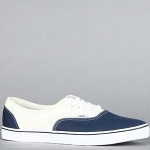 รองเท้า Vans The LPE Sneaker in Dress Blues & White