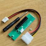 M.2 to PCI Express card X1