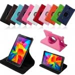 - เคส Samsung Galaxy Tab4 7 นิ้ว T230 T231 รุ่น หมุนได้ 360 องศา