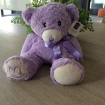(ลดราคาของหลงสต็อค)ตุ๊กตาหมีBridestowe Lavender
